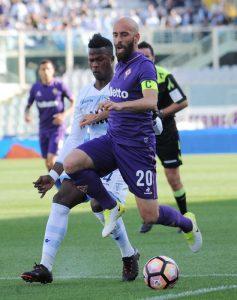 Calciomercato Fiorentina, Borja Valero-Inter: il retroscena di Corvino