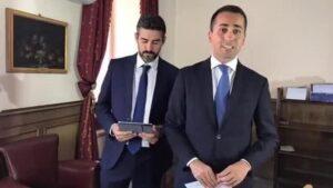 """Luigi Di Maio, gaffe sulla """"black list"""" vitalizi: cita il deputato morto da un anno VIDEO"""