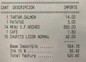 Pamplona, italiani fuggono dal ristorante senza pagare il conto: presi
