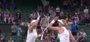 Wimbledon, Ekaterina Makarova ed Elena Vesnina trionfano nel doppio (VIDEO)