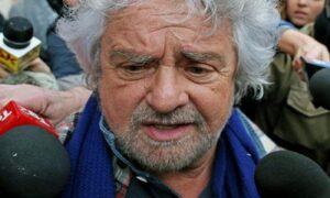 """Beppe Grillo: """"Il PD e Verdini vogliono una nuova legge elettorale contro il Movimento 5 Stelle"""""""