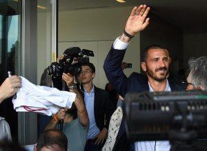 Milan: Leonardo Bonucci ottiene la maglia 19, Kessie si prende la 79
