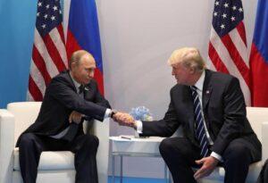 Trump-Putin, accordo per cessate il fuoco nel Sud-ovest della Siria