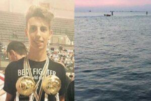 Riccardo Bellemo muore annegato a Chioggia a 19 anni