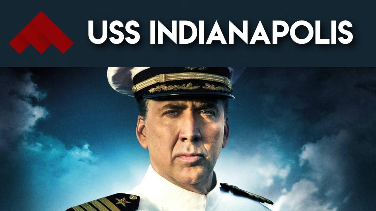 YOUTUBE USS Indianapolis: video recensione del film con Nicolas Cage