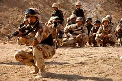 Truppe irakene