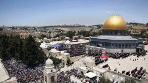 Israele toglierà i metal detector dalla Spianata delle Moschee