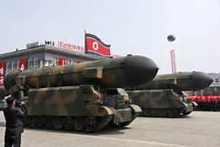Missili intercontinentali nordcoreani