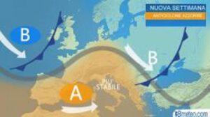 Dopo maltempo in arrivo anticiclone delle Azzorre: torna caldo, ma sarà più sopportabile