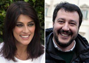 """Matteo Salvini su Facebook: """"Elisa Isoardi? C'è qualche problema, ma siamo una coppia felice"""""""