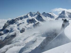 Gianfranco Toso, alpinista, disperso da sabato sul Monte Rosa