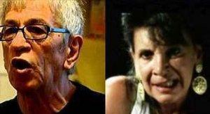Nefertari Mancini, figlia di Accattone e Fabiola Moretti (Banda della Magliana) arrestata col marito