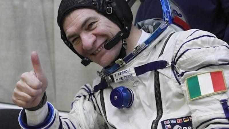 Soyuz è partita: AstroPaolo Nespoli torna nello spazio
