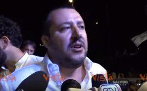 """YOUTUBE Matteo Salvini sullo Ius Soli: """"Se ci riprovano blocchiamo il Parlamento"""""""