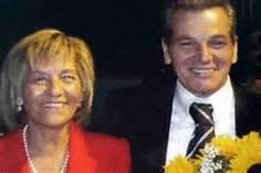 Maria Laura Satta col marito