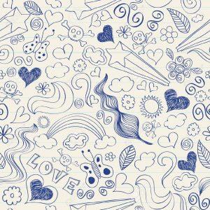 Spirali, fiori, cerchi... cosa significano gli scarabocchi mentre siamo in riunione