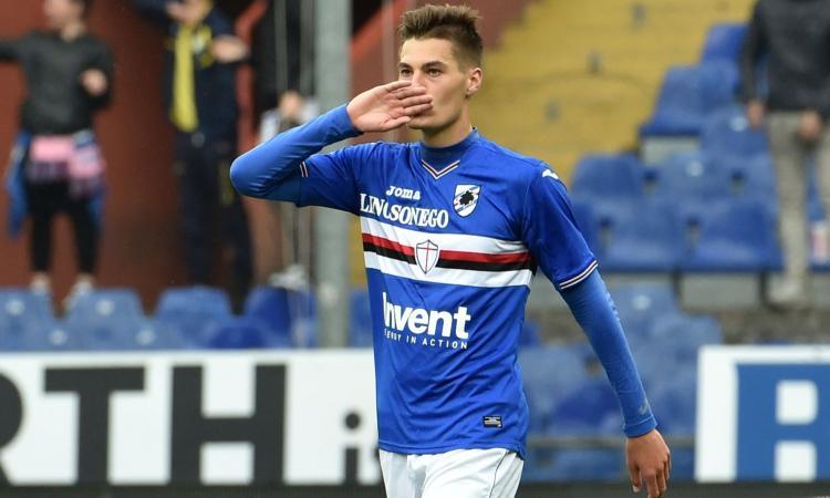 """Calciomercato Sampdoria, Ferrero: """"Schick? Sto pensando di tenerlo"""""""