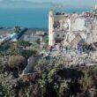 Torre Annunziata: crolla palazzina di 4 piani, 2 famiglie sotto le macerie02