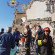 """Torre Annunziata: crolla palazzina di 2 piani, famiglie sotto macerie: """"Era appena passato il treno""""03"""