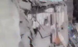 Torre Annunziata, crolla palazzina: vigili del fuoco cercano i dispersi