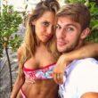 Michela Persico e Daniele Rugani a Gardaland, lui si aggrappa così... 02