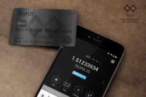 Bitcoin: arriva TenX, la carta che trasforma più valute digitali in un'unica moneta