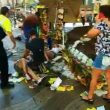 Barcellona, FOTO feriti a terra. Alessio Stazi su Fb