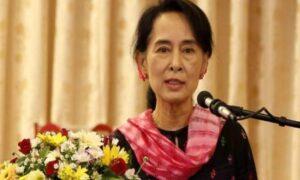 Myanmar. Aung San Suu Kyi