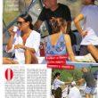 Nicole Minetti in vacanza ad Ibiza