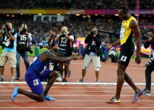 YOUTUBE Usain Bolt perde e lascia. Justin Gatlin vince ma si inchina al re giamaicano FOTO
