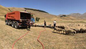 Terremoto Centro Italia, Norcia e Castelluccio senza acqua