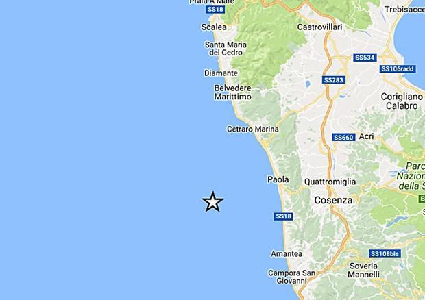 Terremoto Calabria, la scossa causata dall'antico Oceano che sprofonda