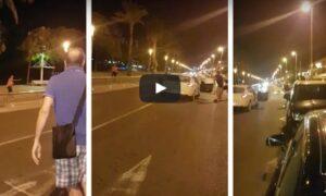 YOUTUBE Attentato Barcellona, a Cambrils il terrorista ride mentre gli agenti gli sparavano a morte