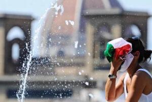 Meteo, torna il caldo africano: fino a 50 gradi percepiti a Firenze e in Sardegna