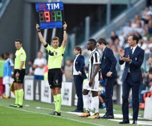 Juventus-Cagliari, Allegri: VAR? Per fortuna in porta c'è Buffon