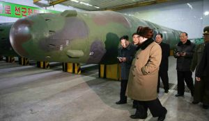Corea del Nord ha atomiche a misura di missile. Questo vuol dire che...