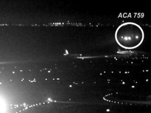 Air Canada, le foto e l'audio della strage sfiorata a San Francisco