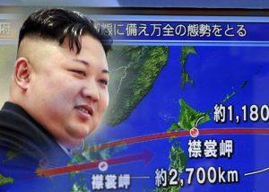 """Corea del Nord minaccia Usa: """"E' solo preludio"""". Trump: """"Tutte le opzioni sul tavolo"""""""