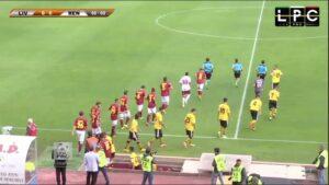 Livorno-Gavorrano Sportube: diretta live streaming, ecco come vedere la partita