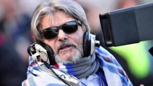 Massimo Ferrero a Ballando con le Stelle per acquistare sei ambulanze