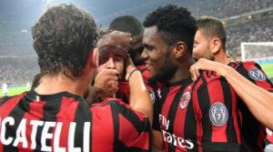 Milan-Craiova 2 a 0: i rossoneri accedono ai play off di Europa League
