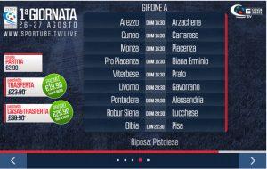 Monza-Piacenza Sportube: diretta live streaming, ecco come vedere la partita