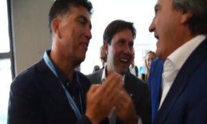 """Dario Nardella scherza urlando """"Allah Akbar"""" VIDEO"""