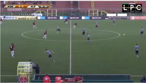 Pontedera-Alessandria Sportube: diretta live streaming, ecco come vedere la partita