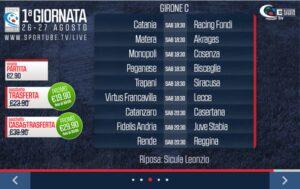 Rende-Reggina Sportube: diretta live streaming, ecco come vedere la partita