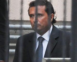 Francesco Schettino in carcere, tra tennis, letture e meditazione