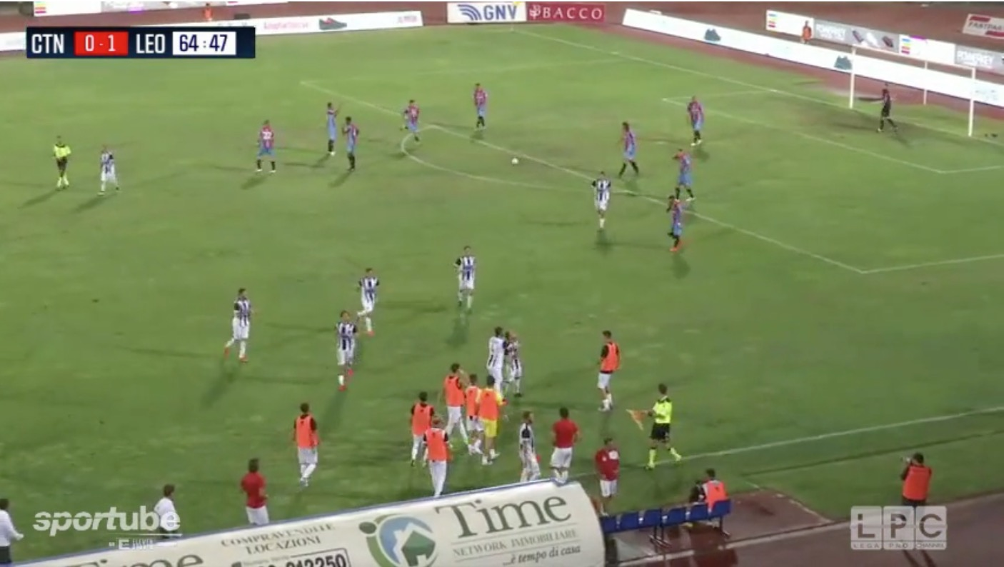 Sicula Leonzio-Akragas Sportube: Coppa Italia diretta live streaming, ecco come vedere il derby