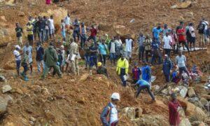 Sierra Leone, alluvione e frana: 400 morti e 600 dispersi