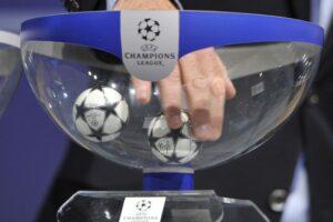 Sorteggi Champions League streaming, dove seguire la diretta