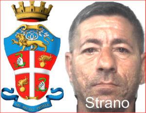 Mario Strano, mafioso catanese in vacanza in hotel. Polizia lo arresta: lui prova a scappare così